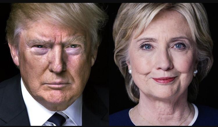 """Usa 2016, il 'Soccer' di Trump e Hillary. Lui attacca, lei prova a """"parare"""""""