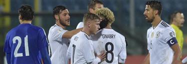 Dieci buoni motivi validi per cui San Marino-Germania è stata una partitautile