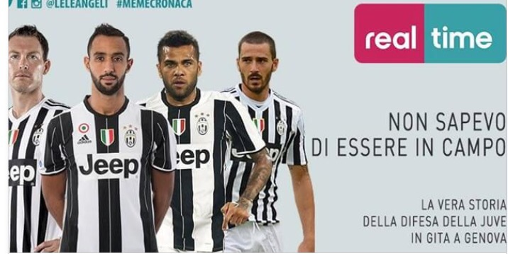 Il Genoa non si scansa e asfalta la Juve: le parodie delweb