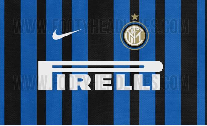 Inter, la nuova maglia punta sul classico: più blu e via il giallo