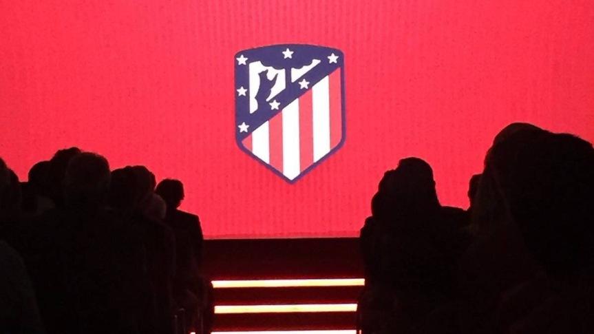 L'Atletico Madrid cambia look: ecco il nuovostemma
