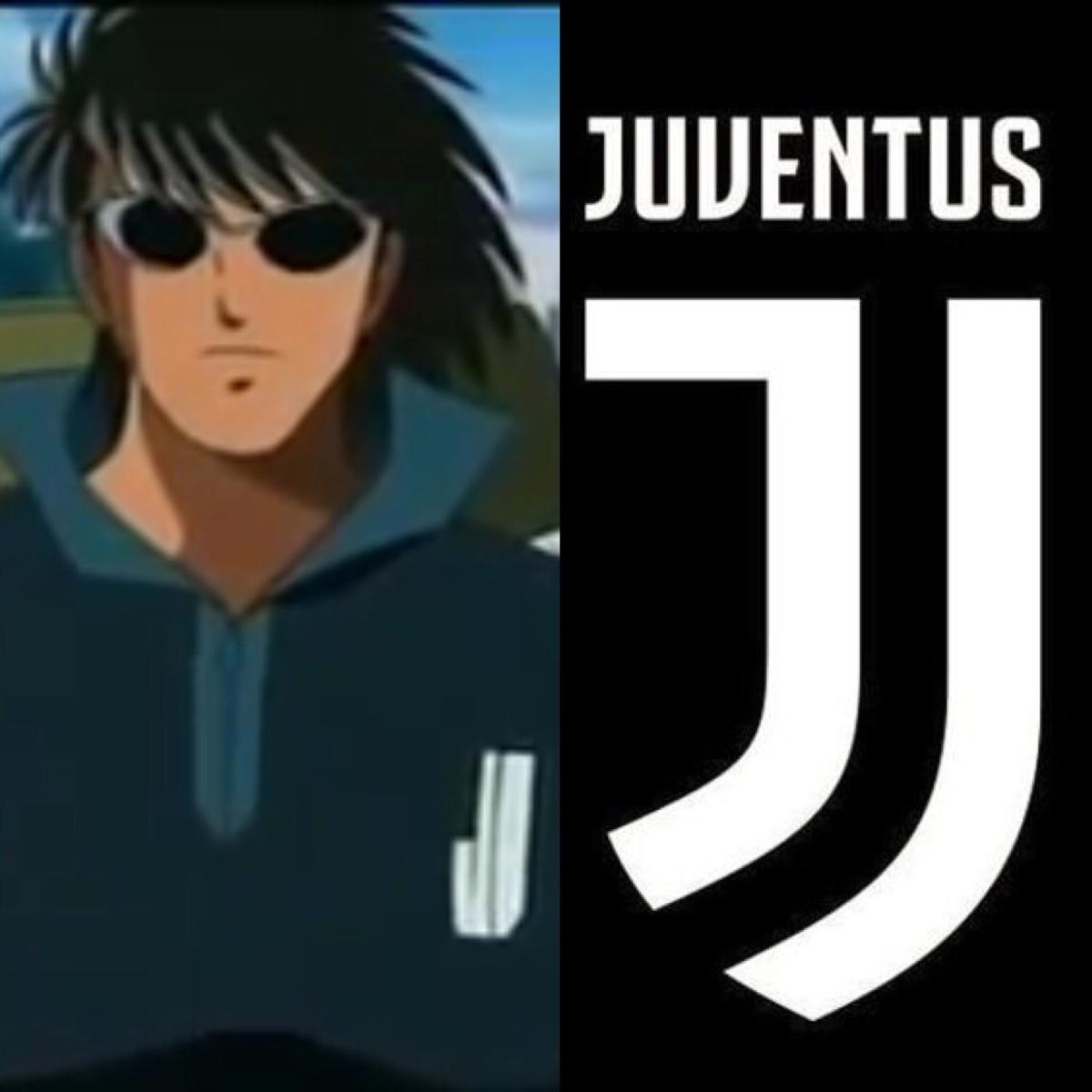 Holly e Benji guardavano al futuro: ecco quando avevano previsto il nuovo logo della Juventus