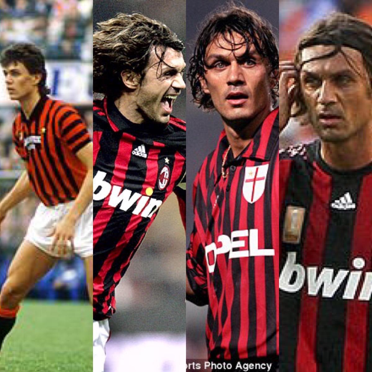 20 maggio 1985, l'esordio in Serie A di Paolo Maldini: le sue 24 maglie più una...