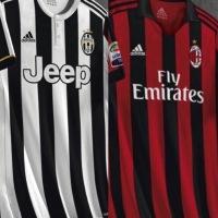 Juventus-Milan: ecco le probabili maglie 2017/2018