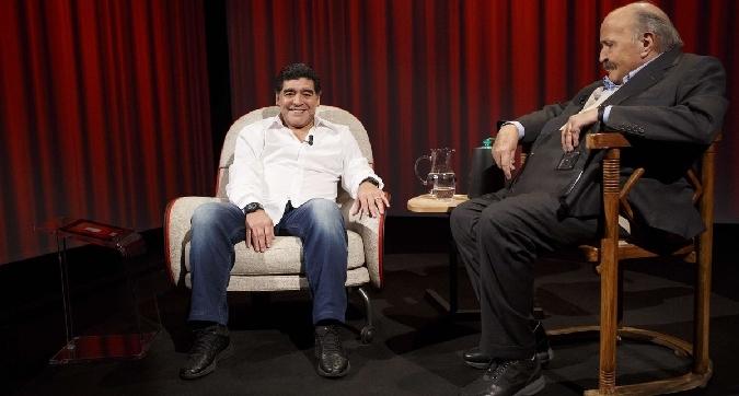 """Maradona non molla Icardi: """"Pagherà nella vita, Batistuta dieci voltemeglio"""""""