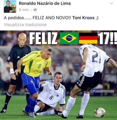 Ronaldo non ci sta: ecco la risposta del Fenomeno allo sfottò di ToniKroos