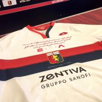 Dopo De André, Gianni Brera: nuova frase sulle maglie del Genoa
