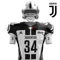 Juve, il derby d'Italia come il Super Bowl: e c'è anche la divisa