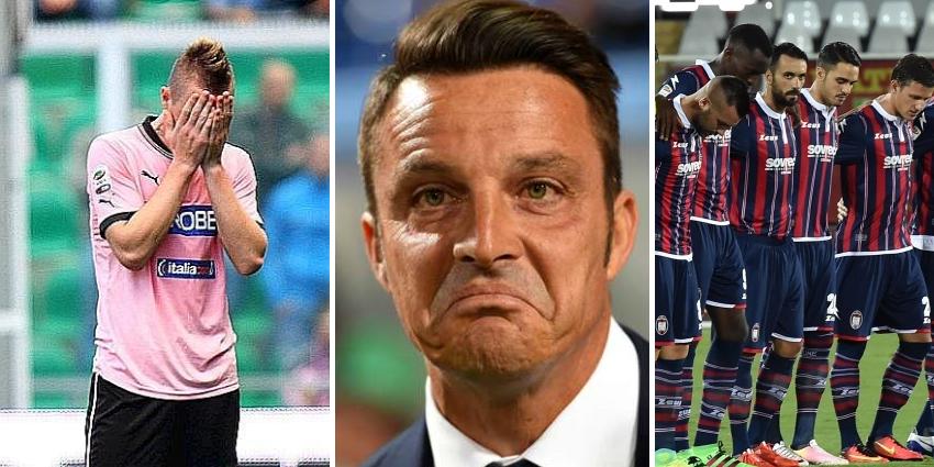 La lotta salvezza più brutta d'Europa è quella della Serie A, lo dicono inumeri