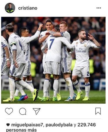 Ronaldo festeggia la vittoria con il Napoli su Instagram, Dybala mette like e scoppia lapolemica