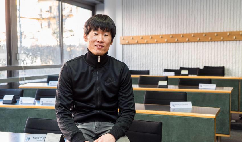 Da San Siro alla Bocconi, Park Ji-Sung riprende i libri a 38anni