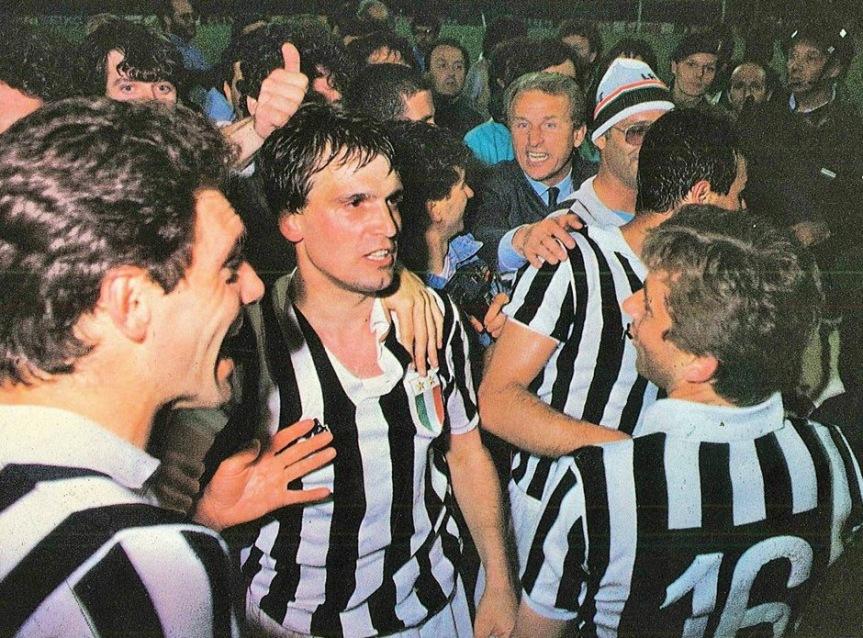 """Tardelli: """"Non riconosco la Champions dell'Heysel"""""""