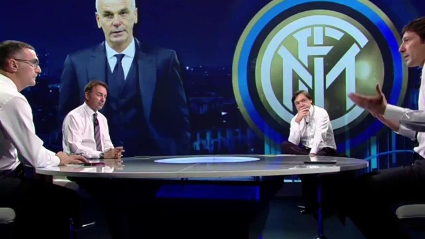 """Mauro: """"Meglio la dialisi che l'Inter"""" e il web chiede illicenziamento"""