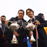Pippo torna Super: dopo la B anche la Coppa Italia, sognando il Tripletino