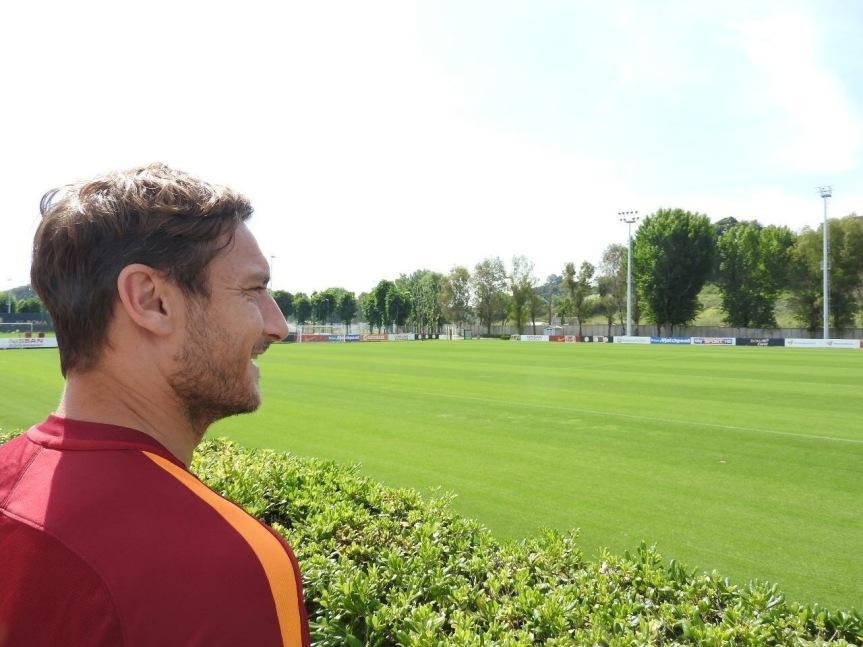 """Totti saluta la Roma: """"Difficile esprimere quello che provo. Poi una nuova avventura"""""""
