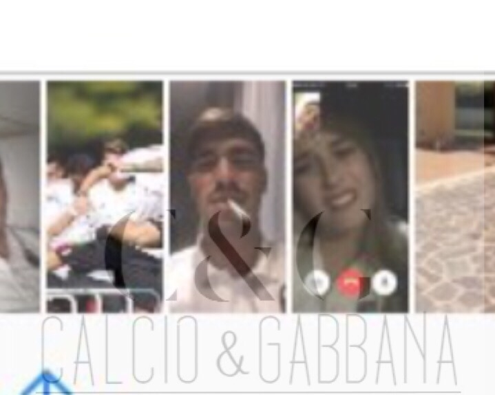 Romagnoli e il mistero della sigaretta suInstagram
