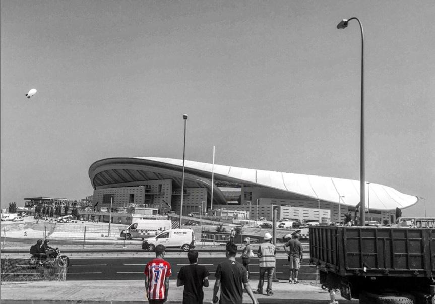 Benvenuti al Wanda Metropolitano: la nuova casa dell'Atletico Madrid