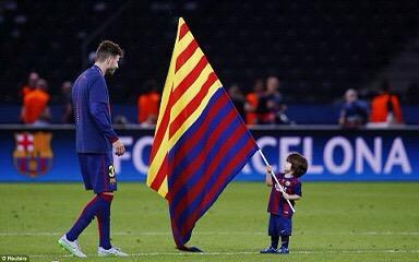 Piqué, Guardiola e il minuto 17.14: quando il Camp Nou chiede l'indipendenza