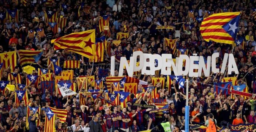 Dove giocherà il Barcellona dopol'indipendenza?