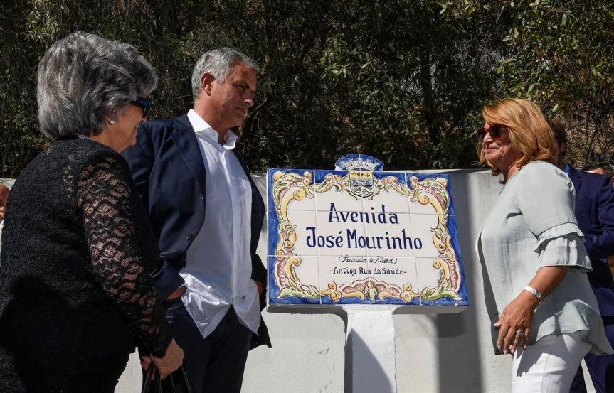 E Mourinho sbarca anche su GoogleMaps